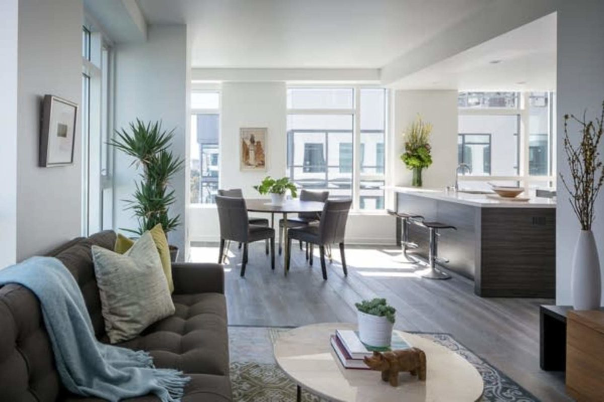 Luxury New Construction Penthouse in Pacific Heights at 1688 Pine St., EPH02, SF