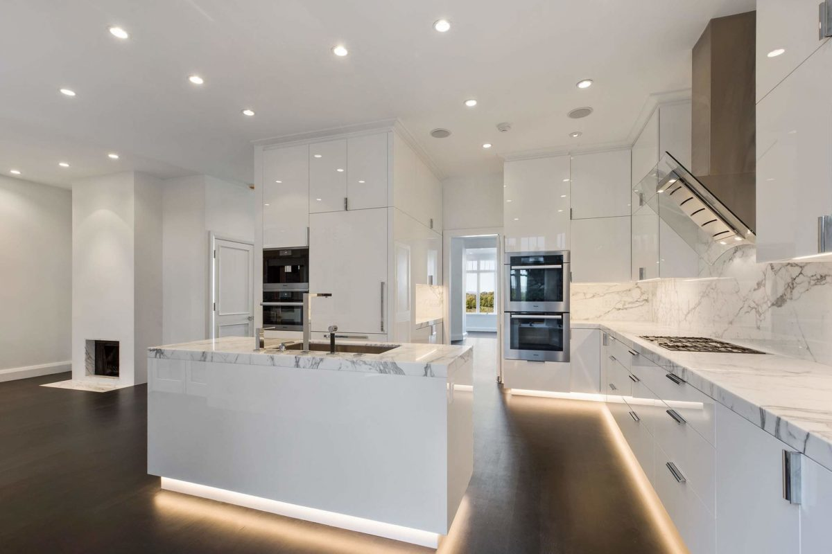 Newly Remodeled Presidio Heights Home w/Amazing Views at 3505 Pacific, SF