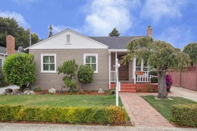 Beautiful San Mateo Newly Renovated House w/Garden & Detached Studio