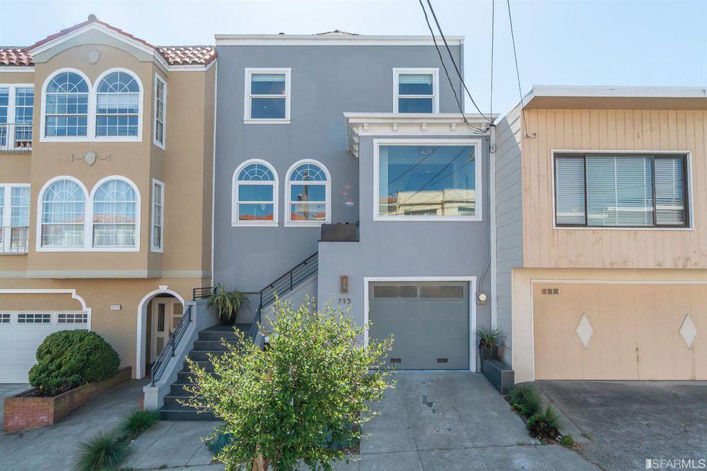 Modern Ocean View Designer Home in the Richmond District, SF