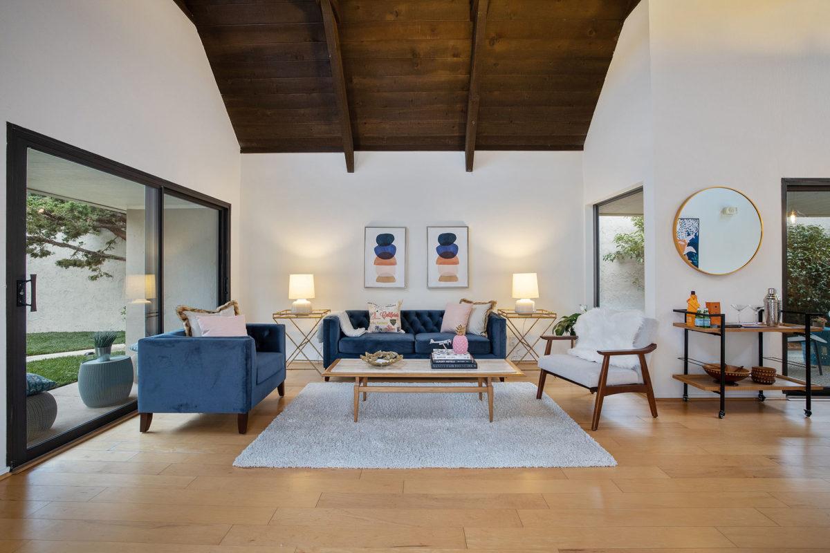 Light-Filled, Mid-Century Modern House in Sunnyvale